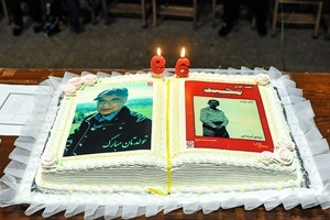جشن تولد ۶۹ سالگی نویسنده قصههای مجید + تصاویر