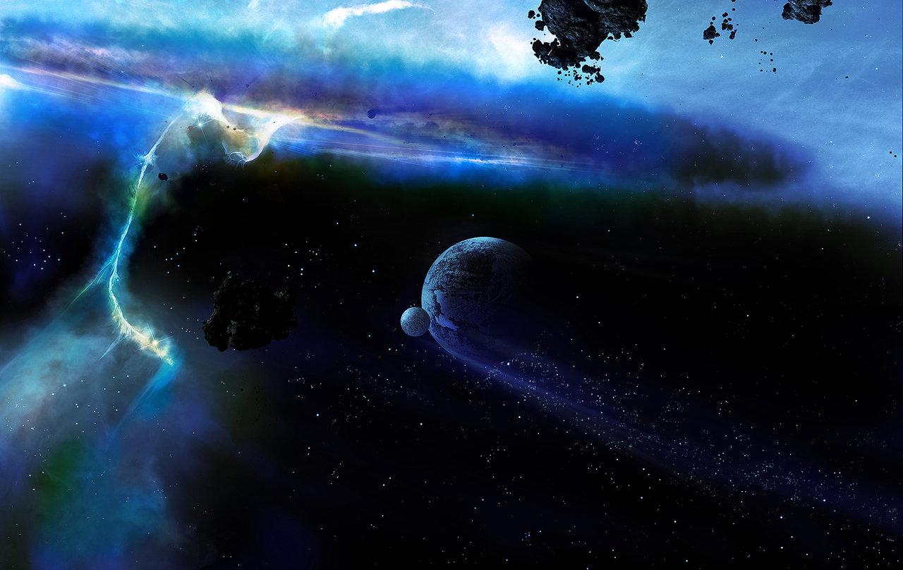 عکسهای زیبا از فضا ۱